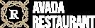 Avada Restaurant Logo